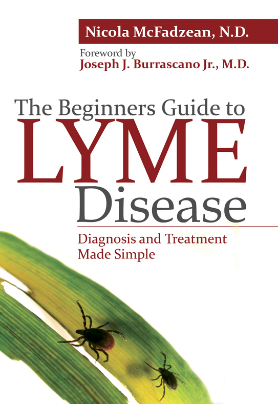 Beginners Guide to Lyme Book