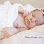 Birth Announcement for Valentina Elison Ducharme